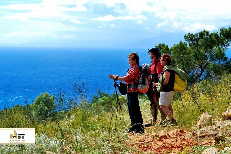 لیسیان آنتالیا یکی از بهترین مسیرهای طولانی پیادهروی دنیا ...
