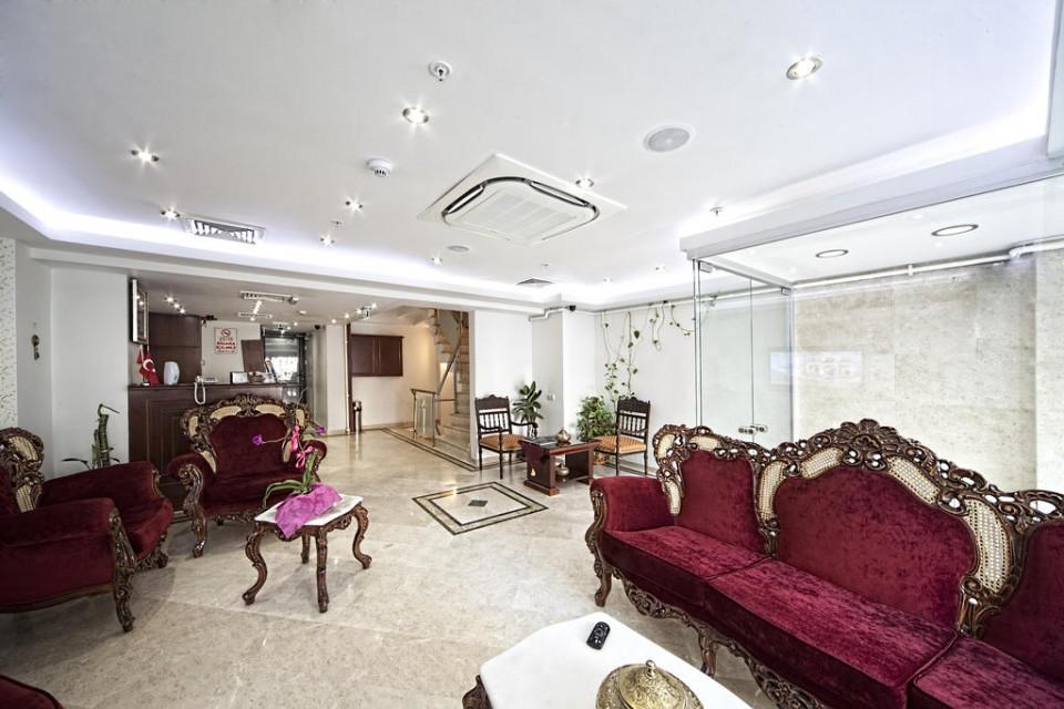 Hotel newcity istanbul for Sinem hotel istanbul