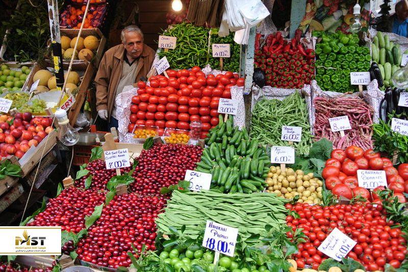 قیمتهای جنون آمیز در بازار ترکیه